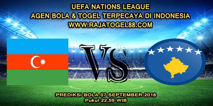 Prediksi Bola Azerbaijan vs Kosovo 07 September 2018