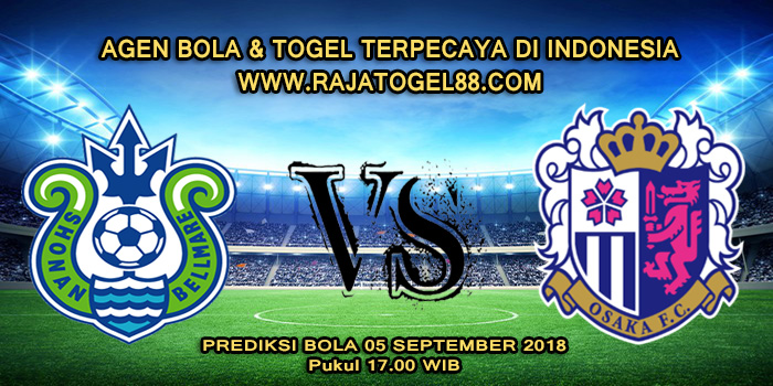 Prediksi Bola Shonan Bellmare vs Cerezo Osaka 05 September 2018