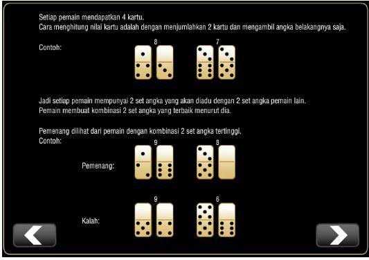 Panduan Dan Cara Bermain Dalam Permainan DominoQQ Di Situs Judi Pkv Online
