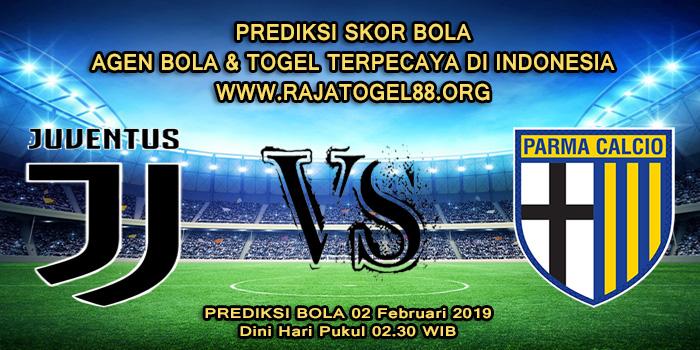 Prediksi Skor Bola Juventus vs Parma 03 Februari 2019 Dini Hari
