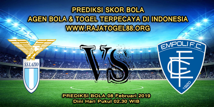 Prediksi Skor Bola Lazio Vs Empoli 08 Februari 2019