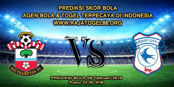 Prediksi Skor Bola Southampton Vs Cardiff City 09 Februari 2019