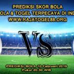 Prediksi Skor Bola Tottenham Hotspur Vs Leicester City 10 Februari 2019